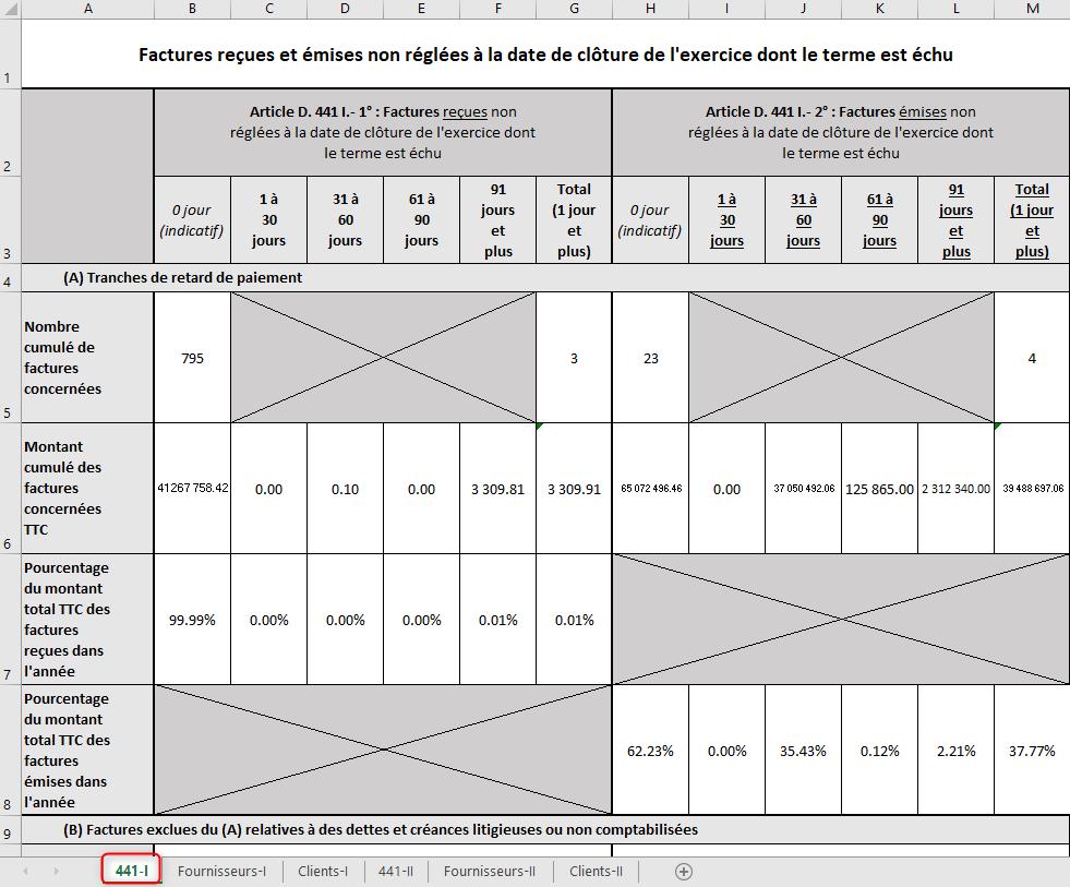 Universem Comptabilité NF (Nuevo), ComptaNF Les tableaux à ...