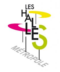 Logo Les Halles Metropole Paris
